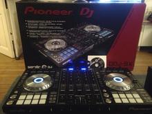 Pioneer ddj sx 2015 черный