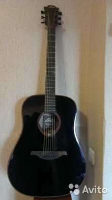 LAG  T100D-BLK 2014 Черный