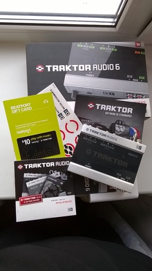 Native Instruments Traktor Audio 6 2014