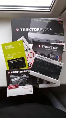 Native Instruments Traktor Audio 6 2014