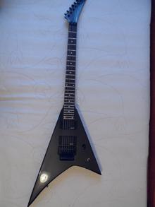 Jackson RR  Серый металик