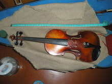 Cкрипка 3/4 1980