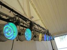 Eurolite LED PAR 64 RGB spot 2010