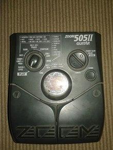 Zoom 505 II 2009 серый