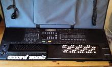 TECHNICS KN 800 Синтезатор с баянной клавиатурой 1990 черный