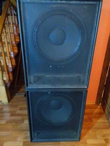 DAP-Audio Х 18B 2014 Black