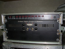 Mesa Boogie Triaxis + 2:Ninety Stereo Simul-Class 2:90 Amplifier