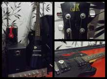 JK 202E Les Paul 2010 black