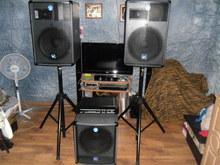 Park Audio комплект