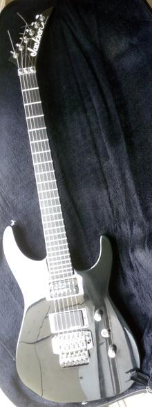 Jackson Soloist SL2 USA 1996 Black