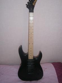 Kramer Striker FR-422SM Black Metallic 2012 черный