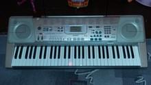 Casio  LK 300  серый