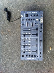 Pioneer djm 3000