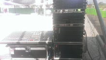 Allen&Heath, dbx, yamaha, tc electronic GL 2200, dbx 1066, dbx 1231, yamaha spx 990