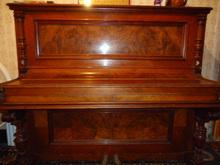 Albert Gast фортепиано 1901 коричневый