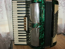 Ferroti 1988 зеленый перламутр
