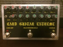 Card Guitar Extreme
