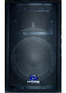 Phonic ES-122 2007 karpet