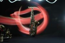 Jupiter альт-саксофон jas-667  золотой лак