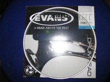 Evans TT12CC Пластик для тома
