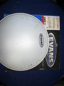 Evans B12G1 Пластик для тома