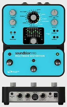Source Audio Soundblox Pro Multiwave Distortion 2015