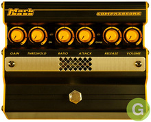 Markbass COMPRESSORE black/yellow