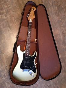 Heart Man Stratocaster