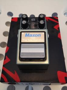Maxon TOD-9 ламповый овердрайв