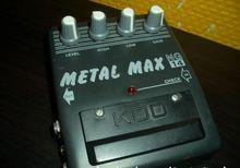 Kod NG-14 Metal Max