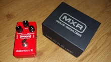 MXR Distortion ||| 2015 Красный