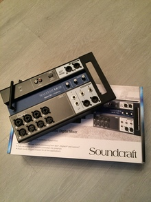 Soundcraft Ui12
