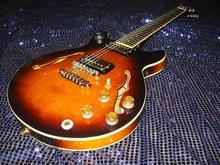 Ibanez  AM-50 1982 Sunburst