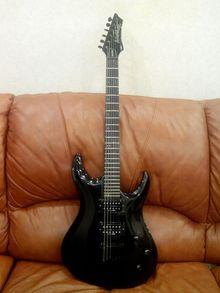 Washburn XMPRO2 2012 Black Metallic