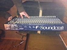 Soundcraft  MPM 20 2010 Синий