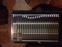 Soundcraft MPM 20 2008 Синий