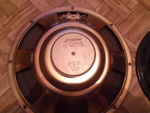 FST 8645016 1980 золотистый