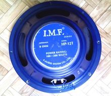 Park Audio  HP-12T IMF 2014 синий