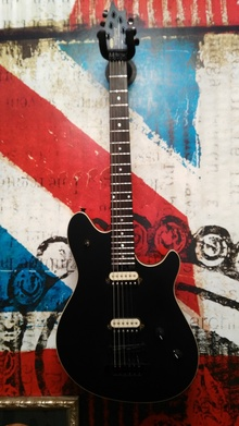 EVH Wolfgang Special Stealth 2012 Stealth Black