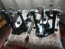 Sonor DP492 двойная педаль для бас барабана