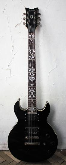 Schecter Devil Deluxe 2008