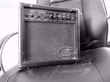 Randall KH-15 Kirk Hammett signature edition 2009 Black