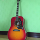 Epiphone Hummingbirds  2014 Красный