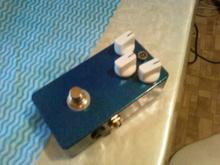 Handmade Deep Blue