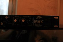 Peavey max bass preamp 1990