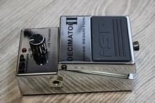 ISP  Decimator II  гитарный шумоподавитель