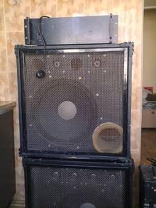 RFT Комплект звукоусиления 2 х 180 Вт