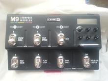 Line 6 Stombox Modeler M 9 2002 черный