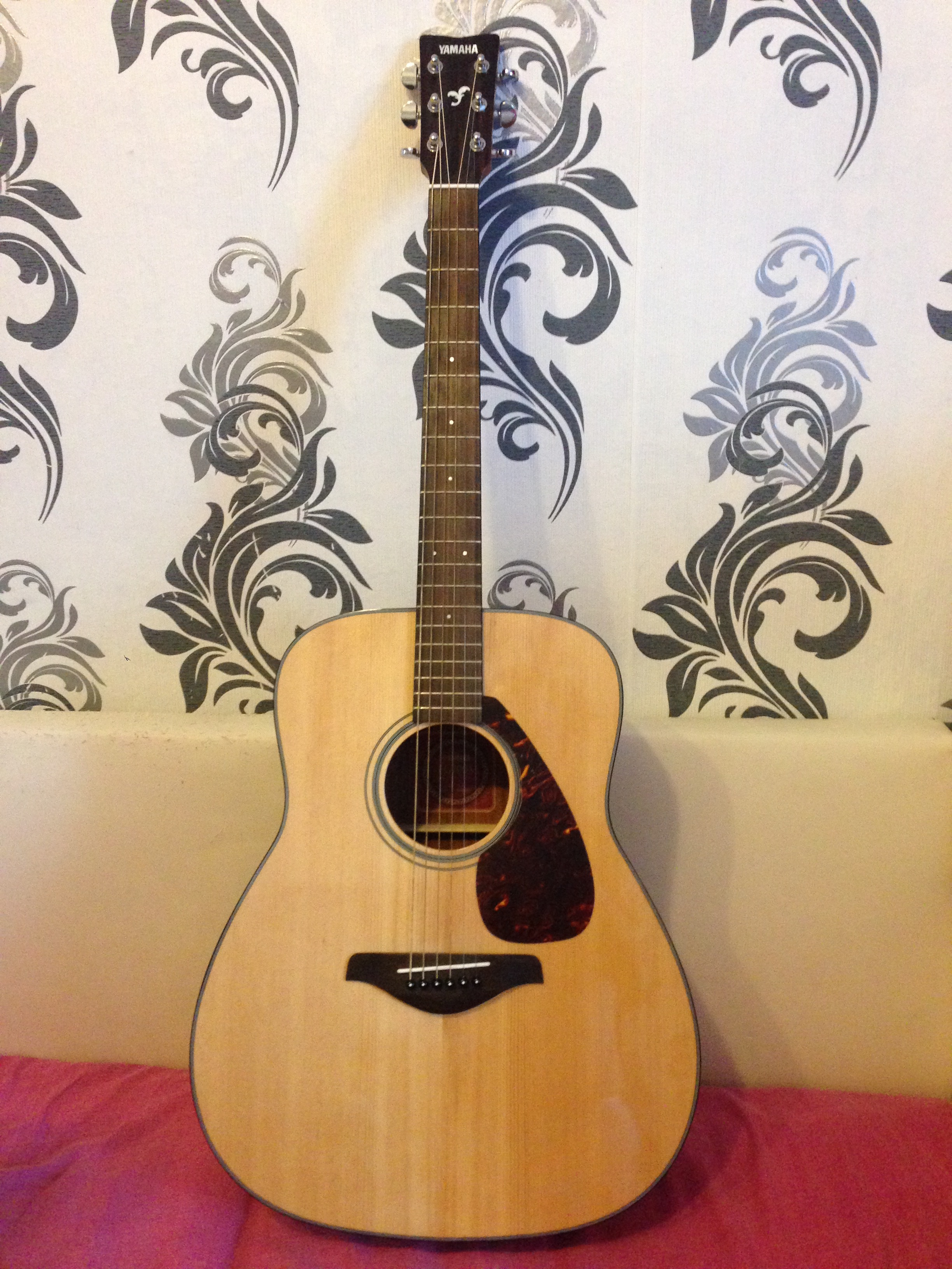 Технология изготовления акустических гитар 38