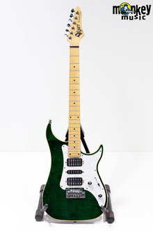 Vigier Excalibur Special Emerald Green Maple Neck